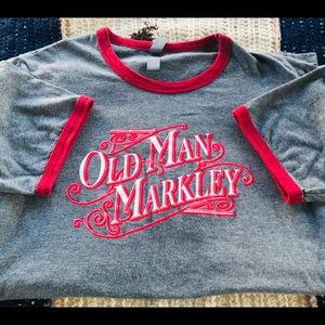 Other - Old man markley t-shirt